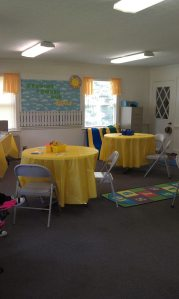 This is our classroom at Jubilee Academy. Students will have a blast learning in our classroom and out in nature.