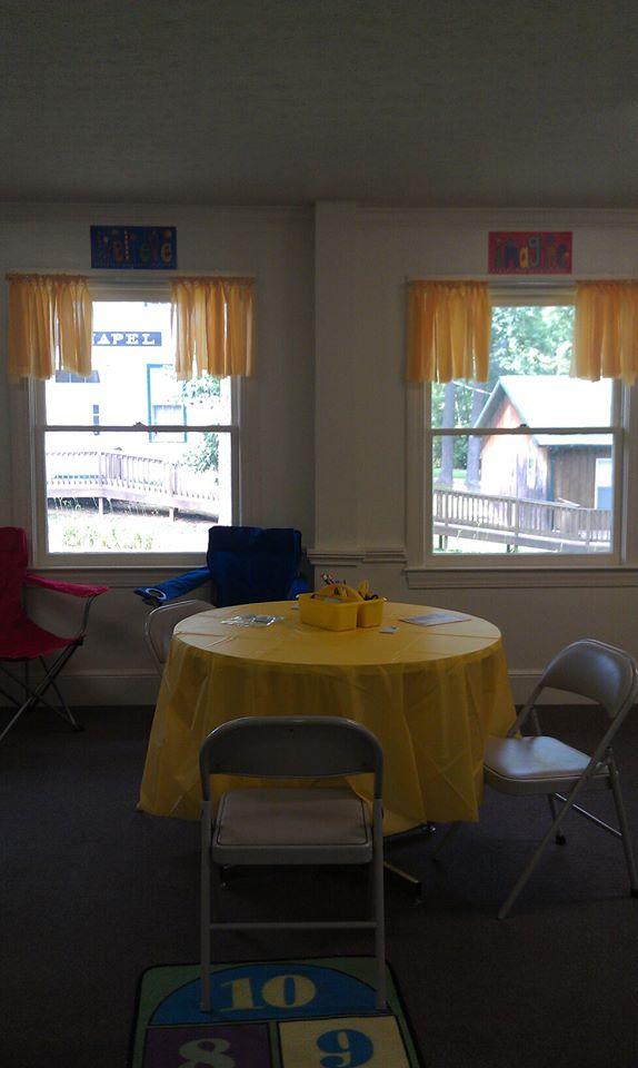 Jubilee Academy Classroom